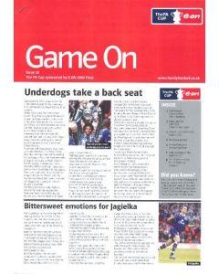 Chelsea v Everton FA Cup Final 30/05/2009 Rare Presspack