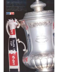 2009 FA Cup Final Programme Chelsea v Everton official programme30/05/2009