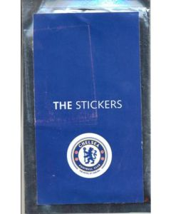 Chelsea - The Stickers - originally closed pack of stickers