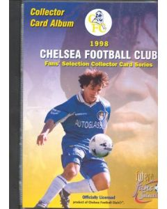1998 Chelsea FC Fans' Selection Collector Card Series album