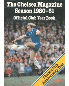 1980-1981 Chelsea Official Handbook