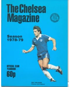 1978-1979 Chelsea Official Yearbook and Magazine