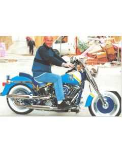 The Chelsea Motorbike photograph