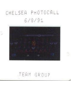 Chelsea 06/08/1991 Team Group slide