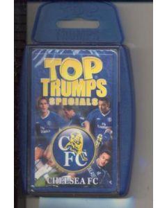 Chelsea souvenir playing cards set