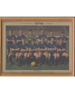 Chelsea Team Framed Colour Photograph