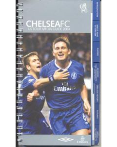 Chelsea US Tour 2004 Media Guide
