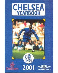 2001-2002 Chelsea Yearbook