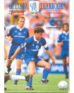 1991-1992 Chelsea Year Book