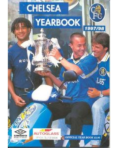 1997-1998 Chelsea Official Yearbook