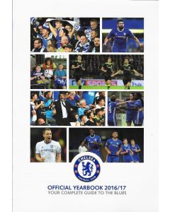 Official Chelsea yearbook 2016/17