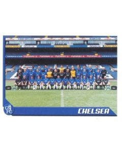 Chelsea Team Premier League 2003 Sticker