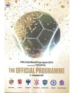 2012 Club World Cup Official Tournament Programme