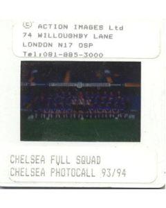 Chelsea Full Squad slide 1993-1994