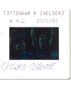 Tottenham 0 Chelsea 3 23/01/1991 slide